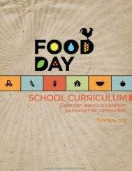 FoodDay_Curriculum2014