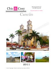 Cancún - Chic & Cosy