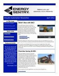April 2012.indd - Energy Sentry