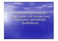 Unterstützte Beschäftigung - Netzwerk AUTISMUS Niedersachsen