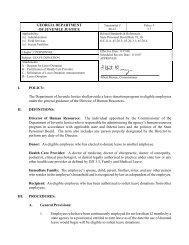 DEPARTMENT OF JUVENILE JUSTICE - Georgia Department of ...