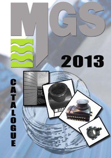 Catalogue 2013 Design2.0.pub - MGS Europe GmbH