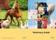 Veterinary Guide - Bio Pathica Ltd