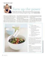 Open the PDF file - The Healthy Chef