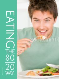 54 | FITNESS FIRST - The Healthy Chef