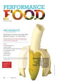 34-36 Performance Food 123.indd - The Healthy Chef