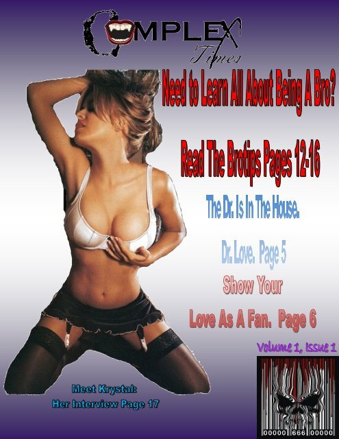 Volume1 Issue1
