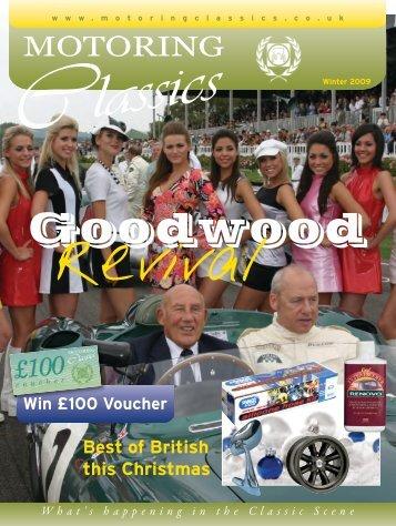 Goodwood Revival - Motoring Classics