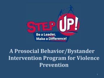 Step Up! - Campus Health - University of Arizona