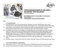Zum 50 - Kulturkreis Büchelberg