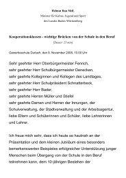 Sehr geehrter Herr Oberbürgermeister Fenrich, sehr geehrter Herr ...