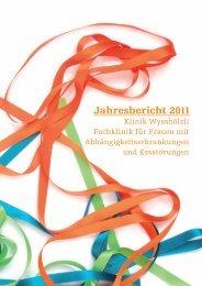 Jahresbericht 2011 - Klinik Wysshölzli
