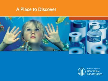 A Place to Discover - Boehringer Ingelheim