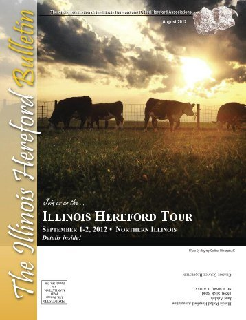 Advertise Here - Illinois Hereford Association