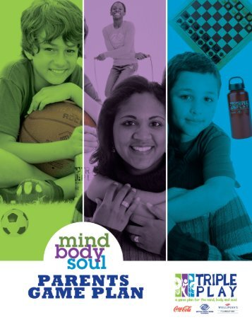 Download the Game Plan now - Boys & Girls Clubs of America