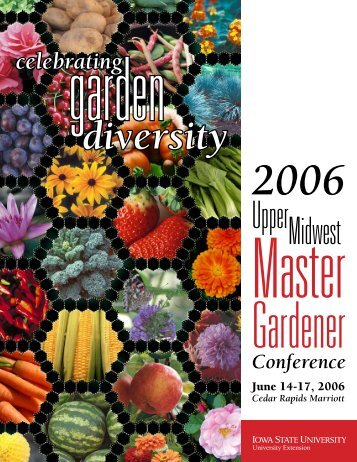Download brochure - Iowa Master Gardener Program - Iowa State ...