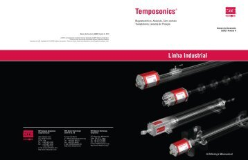 Level Product Catalog Preface and TOC.indd - MTS Sensors