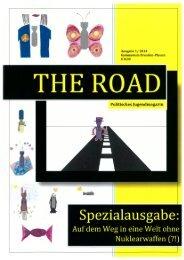 Jugendmagazin THE ROAD