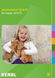 Heimtierbedarf 2014/15 Pet Supply 2014/15