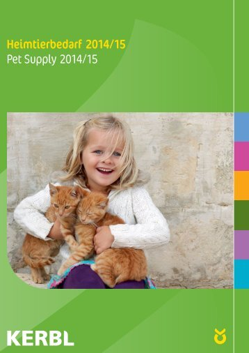 Heimtierbedarf 2014/15 Pet Supply 2014/15