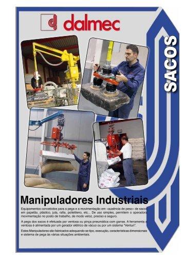 Manipuladores Industriais - Dalmec