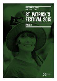 St.Patricks-Festival-Sweden-2015