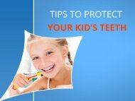 Tips for Healthy Teeth through Pediatric Dentistry in San Diego