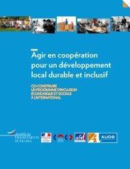 Agir en coopération - étude ADF