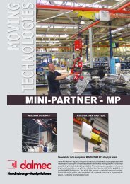 MINI-PARTNER - MP - Dalmec