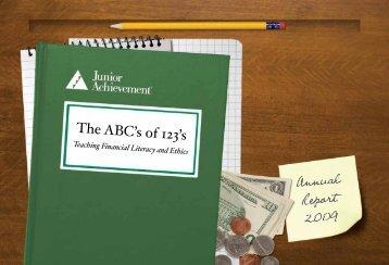 JA Annual Report - Junior Achievement of Northeastern New York, Inc.