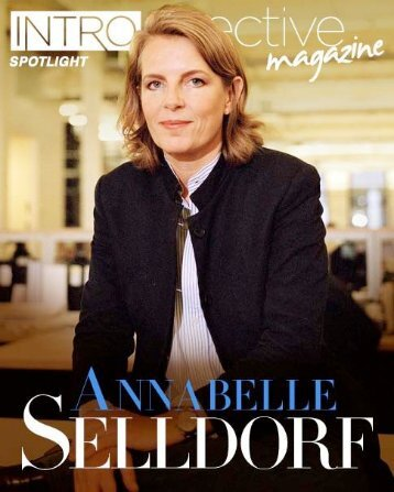 Interview with Annabelle Selldorf - Selldorf Architects