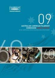 australian–american fulbright commission annual report