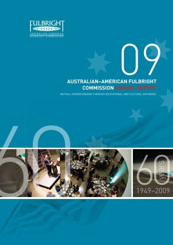australian–american fulbright commission annual report