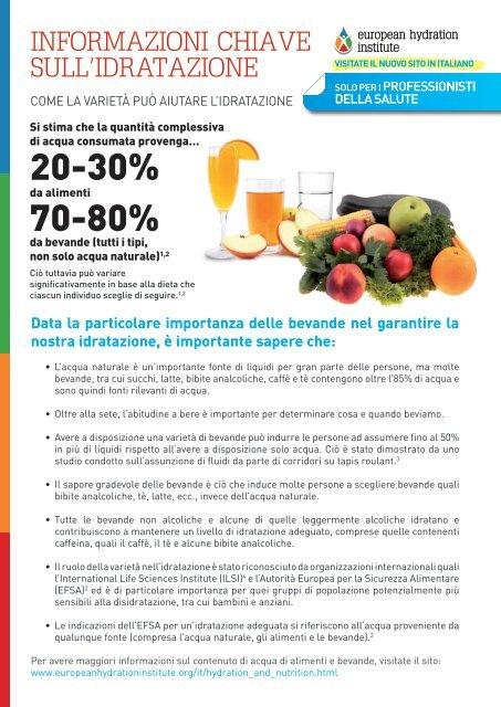 dieta per i corridori pdf