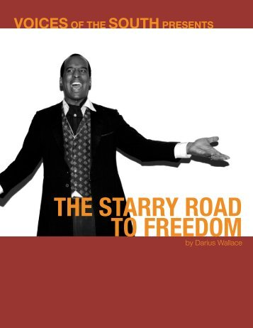 THE STARRY ROAD TO FREEDOM
