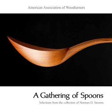 view exhibit catalog - Gallery of Wood Art