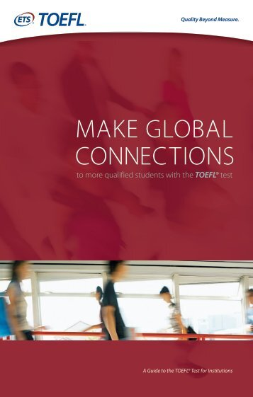 MAKE GLOBAL CONNECTIONS