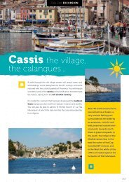 Full day to Cassis. - AMS-13 will be the Thirteenth of the AMS series