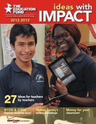 2012-2013 Catalog - The Education Fund