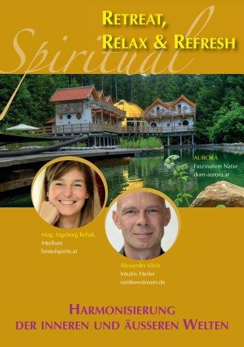 Spiritual Retreat 2015 im Aurora