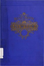 s - Newton Free Library