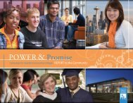 POWER Promise - Seattle Community Colleges - Ctc.edu