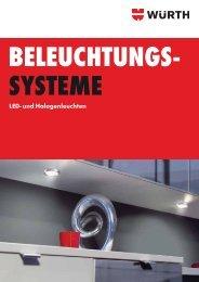 Beleuchtungs-Systeme - Adolf Würth GmbH & Co. KG