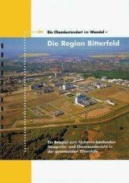 Ein Chemiestandort im Wandel - Die Region ... - Wuppertal - Bayer