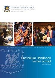 PMS Curr-h-book2014_7.indd - Perth Modern School