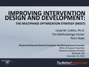 Presentation (PDF) - 623 KB - Office of Disease Prevention