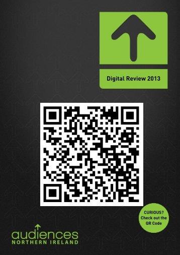 Digital Review 2013 - Audiences NI