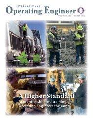 Operating Engineer - Winter 2015