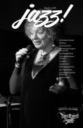 jazz!May/June 2009 - Yardbird Suite