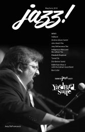 Joey DeFrancesco - Yardbird Suite